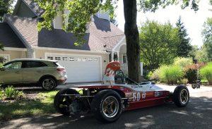 Steve Beeler Lola T-540