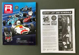 RACER FF50th Program