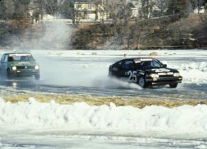 ice racing soft ice